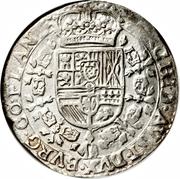 1 Patagon - Felipe IV – reverse