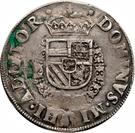 1 Bourgondische Daalder - Felipe II – reverse