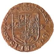 1 Oord - Albert & Isabella (Maastricht) – obverse