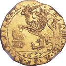 1 Souverain - Felipe IV – obverse