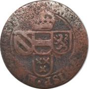 1 Oord - Felipe IV (Breda) – obverse