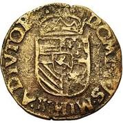 Liard - Felipe II – reverse