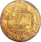 1 Gouden Reaal - Felipe II – reverse