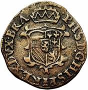 1 Statenduit - Felipe II (Antwerpen) – obverse