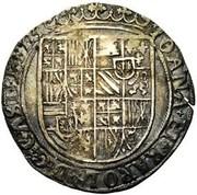 Spanish Real - Charles V – obverse