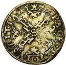 ½ Ecu des Etats - Felipe II – reverse
