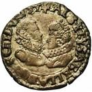 1 Florin Carolus - Albert & Isabella – obverse