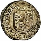 1 Florin Carolus - Albert & Isabella – reverse