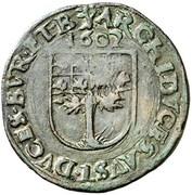1 Oord  -  Albert & Isabella ('s Hertogenbosch) – reverse