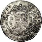 ½ Patagon - Felipe V – reverse