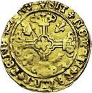 1 St. Philippus Gulden - Carlos V – reverse