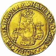 1 Gouden Reaal - Charles V – obverse