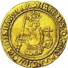 1 Gouden Reaal - Carlos V – obverse