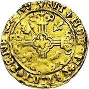 Half-florin St. Philippe - Carlos V – reverse