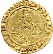 Florin Karolus d'Or – obverse