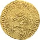½ St. Philippus Gulden - Carlos V – obverse