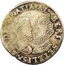 1 Gulden - Albert & Isabella – obverse