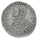 1 Philipsdaalder - Felipe II – obverse