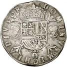 1 Philipsdaalder - Felipe II (ANG) – reverse