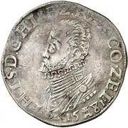 1 Philipsdaalder - Filips II – obverse