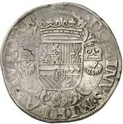 1 Philipsdaalder - Filips II – reverse