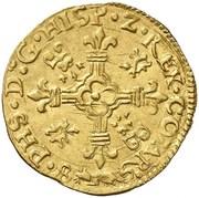 1 Couronne d'Or - Felipe II – obverse
