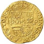 1 Couronne d'Or - Felipe II – reverse