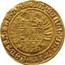 1 Karolusgulden - Carlos V – reverse