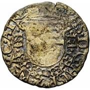 ¼ Écu - Felipe II – obverse