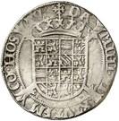4 Stuivers - Carlos V – reverse