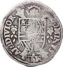 ⅕ Philipsdaalder - Felipe II – reverse