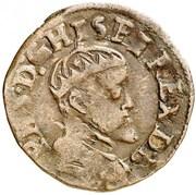 1 Korte - Filips II – obverse