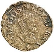 2 Korte - Felipe II – obverse