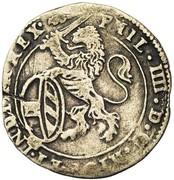 1 Escalin - Felipe IV – obverse