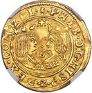 2 Dukaten - Felipe II – obverse