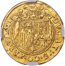 2 Dukaten - Felipe II – reverse