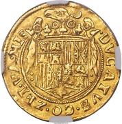 2 Dukaten - Filips II – reverse