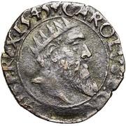 1 Korte - Charles V – obverse
