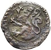 1 Korte - Charles V – reverse
