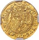 2 Dukaten - Felipe II (Middelburg) – reverse