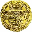 1 Kroon - Felipe IV – reverse