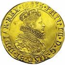 2 Souverain - Felipe IV (type I) – obverse