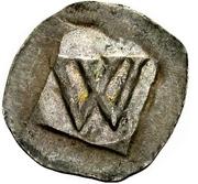 1 Heller - Walram von Veldenz – reverse