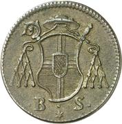 1 Kreuzer - Franz Christoph, Freiherr von Hutten zu Stolzenberg – obverse