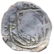1 Pfennig - Marquard von Hallstein (Schüsselpfennig) – obverse