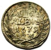 1 Albus - Johann Hugo von Orsbeck – reverse