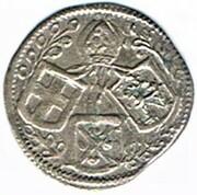 1 Albus - Johann Hugo von Orsbeck – obverse