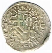 2 Kreuzer - Marquard von Hattstein – obverse