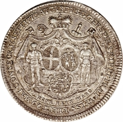 1 Thaler - August Philipp (Ascession) – obverse