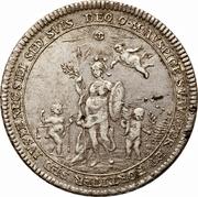 1 Thaler - August Philipp (Ascession) – reverse